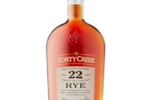A rye worth catching: Canadian whiskies get their night
