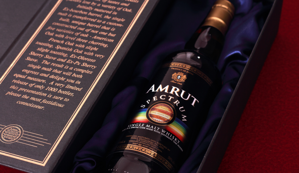 A colorful palate Credit: Diageo
