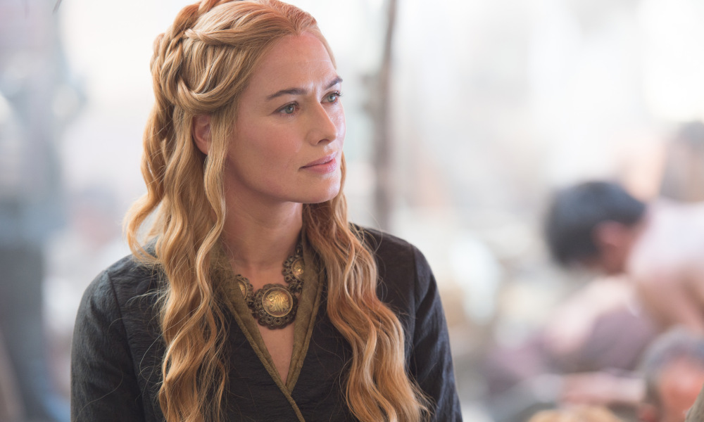 If looks could kill they probably will, Cersei Credit:Macall Polay, HBO