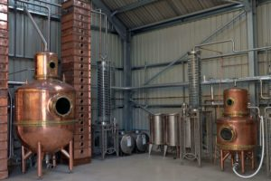 Brexit, Schmexit—time to hit some English and Welsh distilleries