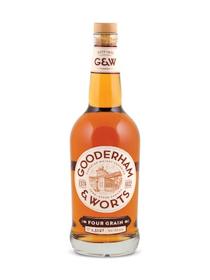 Going with the grain Credit: Gooderham & Worts