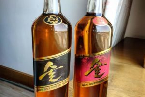 On the launch pad: North Korean whiskey