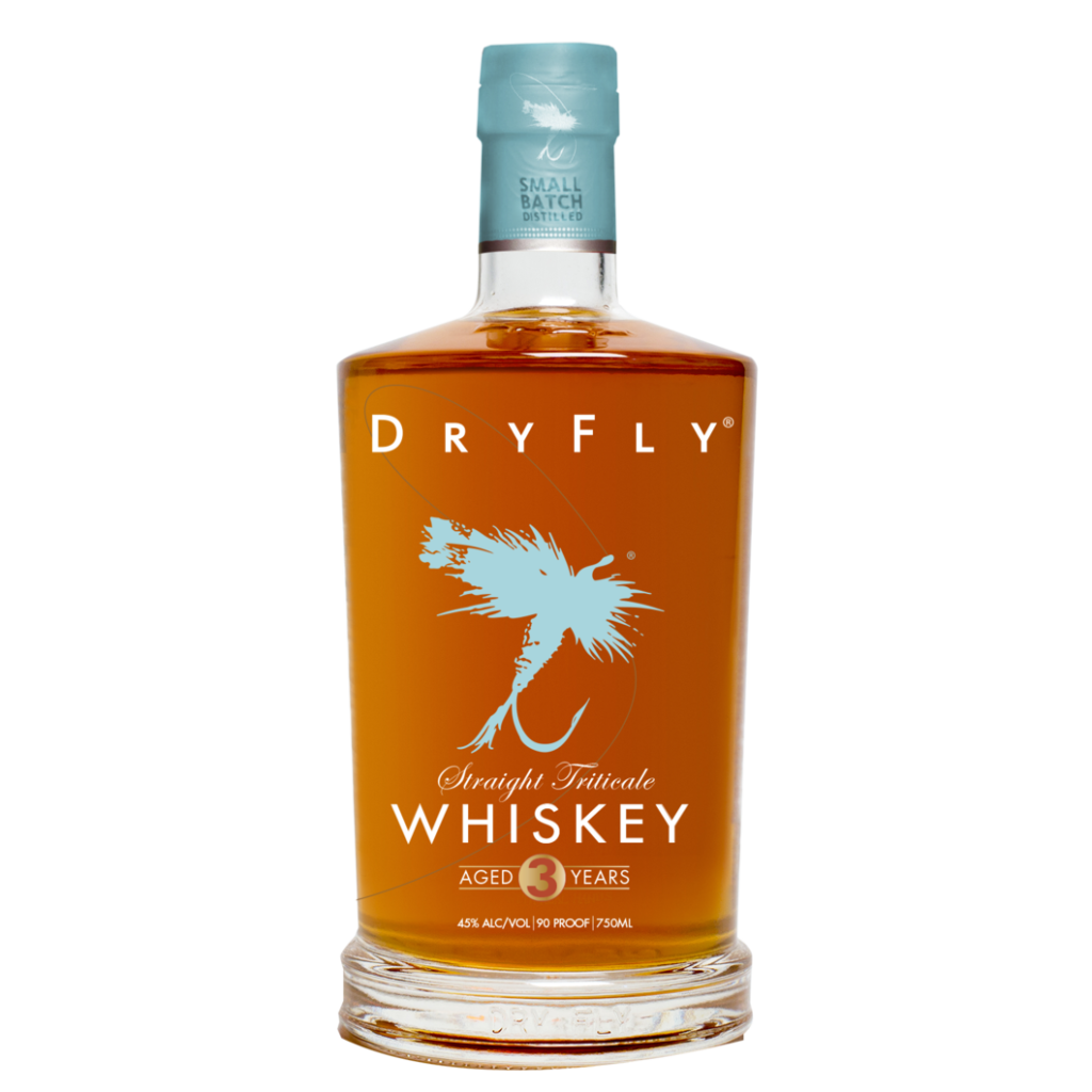Triticale never tasted so fly Credit: Dry Fly Distilling