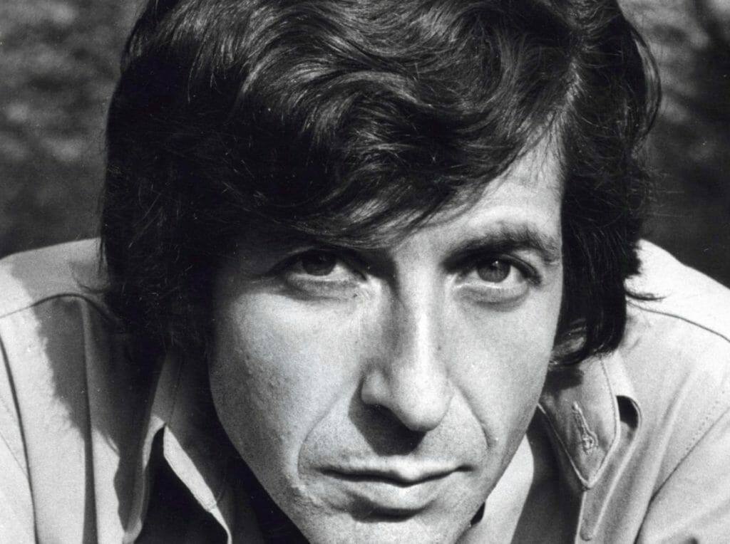 Ladies and gentlemen...Mr. Leonard Cohen Credit: IMDb