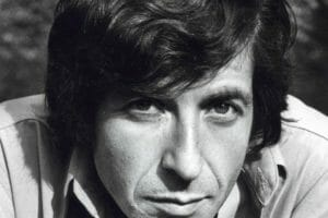 I'm your dram: Leonard Cohen sings a few bars with help from whiskey