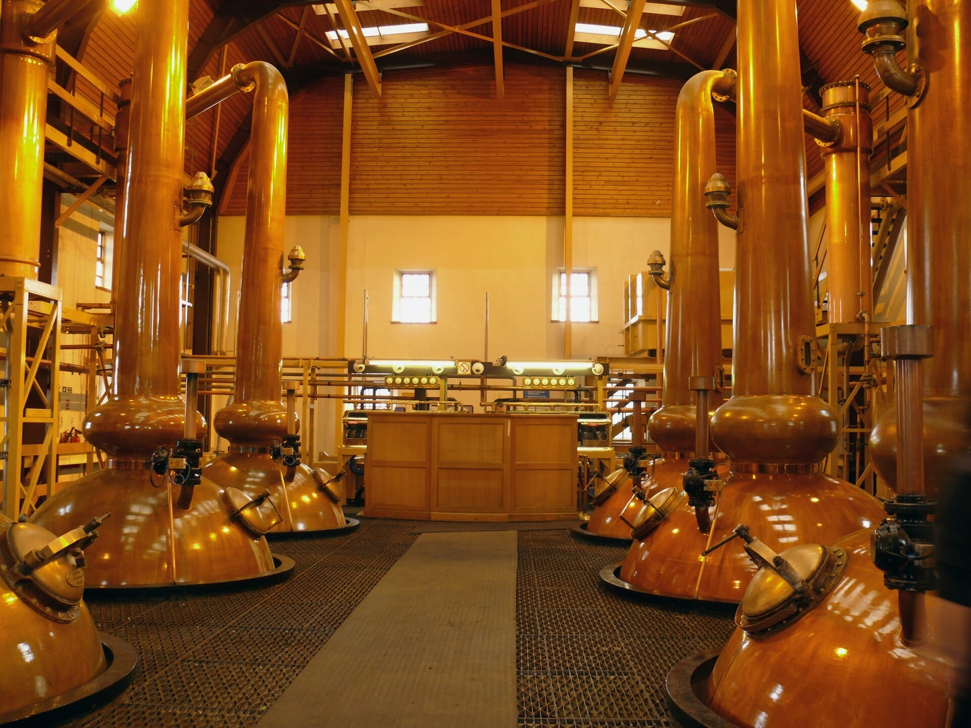 Craigellachie Distillery is in the running Credit: Wikimedia Commons