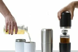 Going mobile: A whiskey decanter for your travels